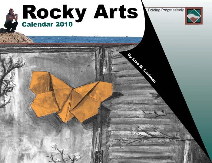 Front of 2011 calendar
