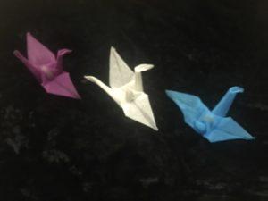 Holy Crane Family