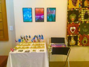 Kerem Shalom display