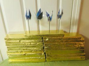 Our Keepsake Crane base collection