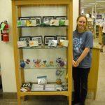 Whole Exhibition | Connetquot Library: Origami Portrayals - Bohemia, NY (2012)