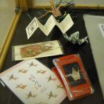 Peace Crane items | Connetquot Library: Origami Portrayals - Bohemia, NY (2012)