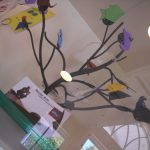 Zodiac Tree Exhibition Highlight | Bay Shore-Brightwaters Library Exhibition