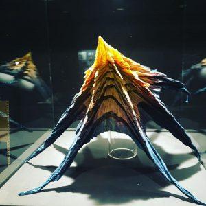 EMOZ Crinkle Artifact (Educational Museum of Origami in Zaragoza)