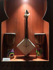 Hebrew Music Museum instruments