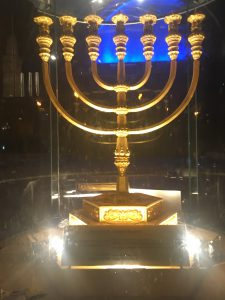 Memorah for the 3rd temple
