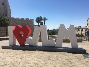 Jerusalem Landmark