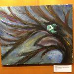 Acrylic Cicada